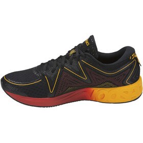 asics Noosa FF Shoes Men black/gold fusion/red clay